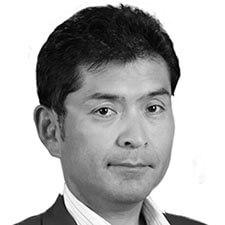 Harutoshi Katayama