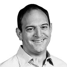 Todd Berkowitz Headshot
