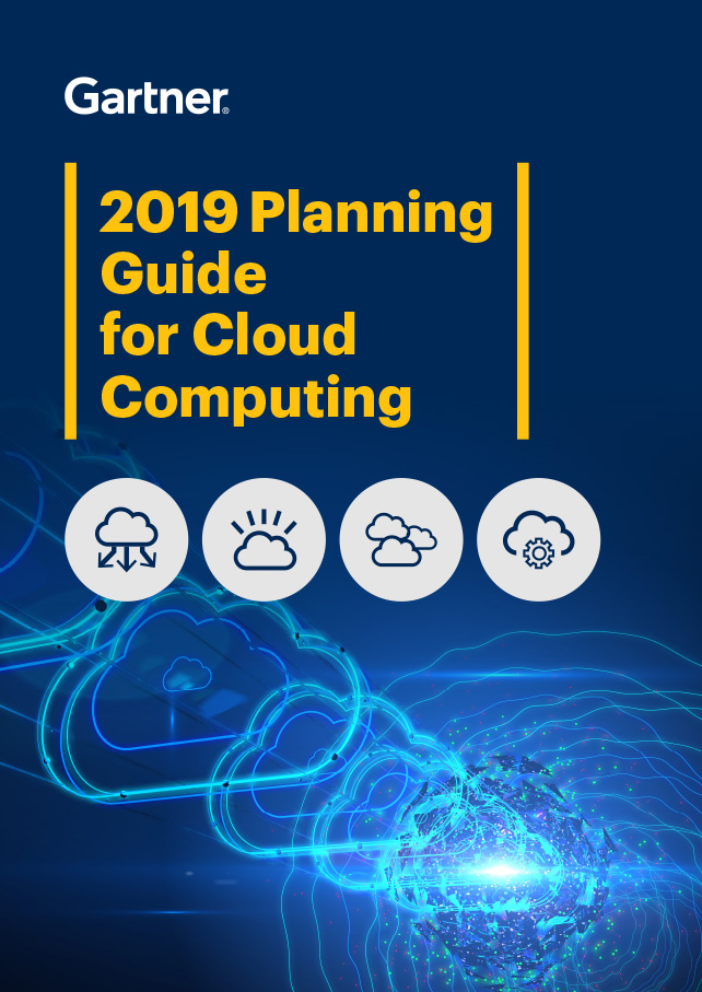 2019 Planning Guide for Cloud Computing
