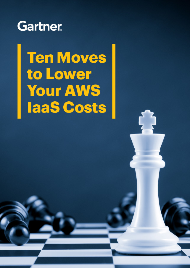 10 Moves to Lower your AWS IaaS Costs