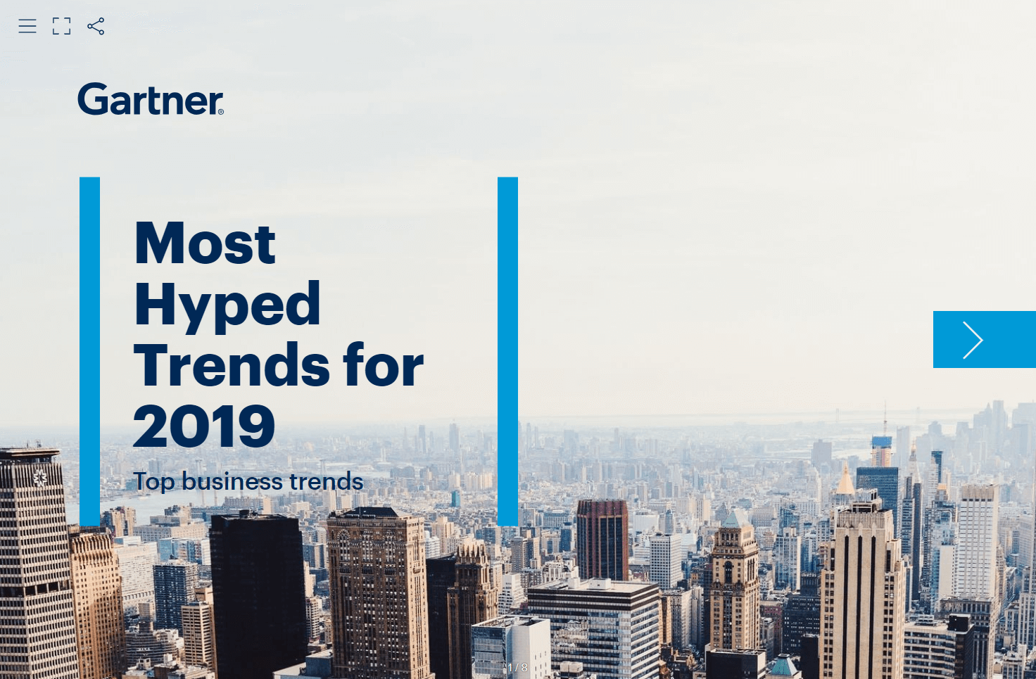 most hyped business trends for 2019