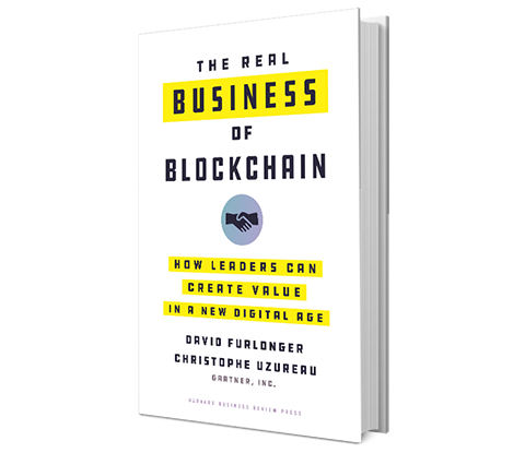 Business of Blockchain Book Cover