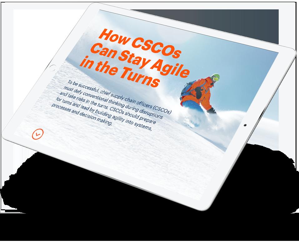 CSCO Agility Infographic Ipad